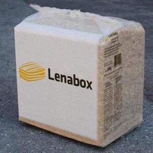 Lenabox straw 8-kilogram bale